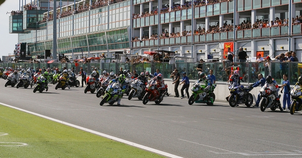 Bol d'Or at Magny-Cours on 16th and 17th April