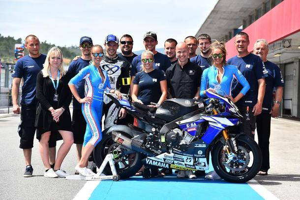 Yamaha Maco Racing Team in Portugal