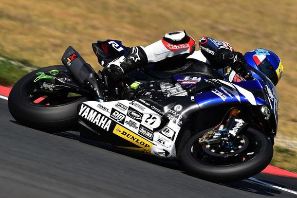 Yamaha Maco Racing Team, 5th in Oschersleben
