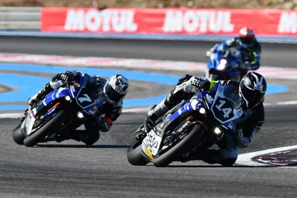 Yamaha Maco Racing Team: fantastic 4th place at Bol d´Or!