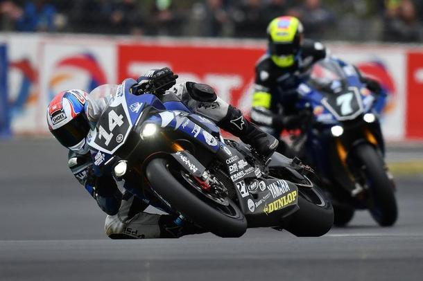Yamaha Maco Racing Team Successful in  Le Mans