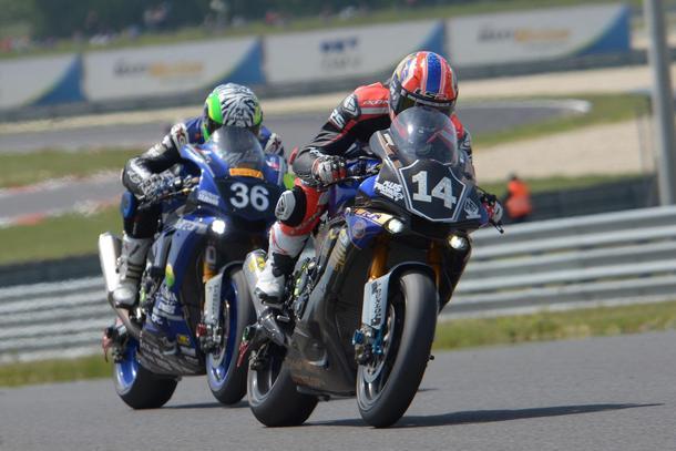 Maco Racing Team on the domestic Slovakia Ring