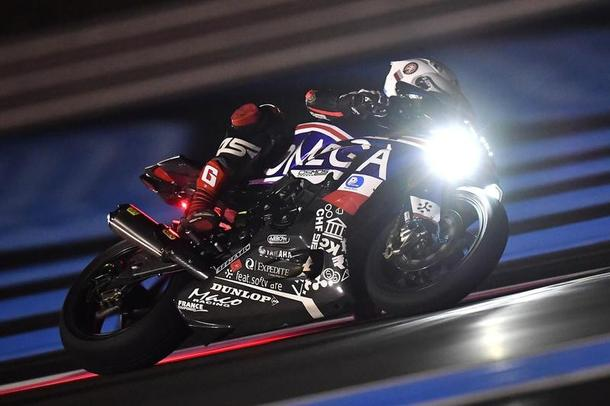 The Omega Maco Racing Team was fourth in the Bol d´Or