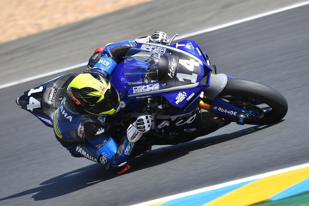 Maco Racing Team overal 11 th and in ours EWC category 8 th at the 24-hour race at Le Mans