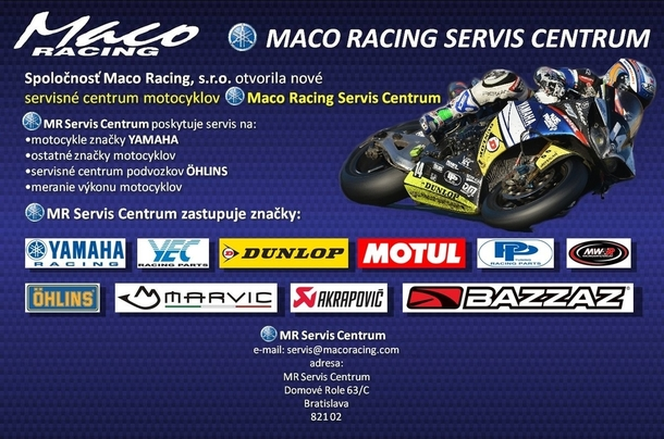 Maco Racing Servis Centrum