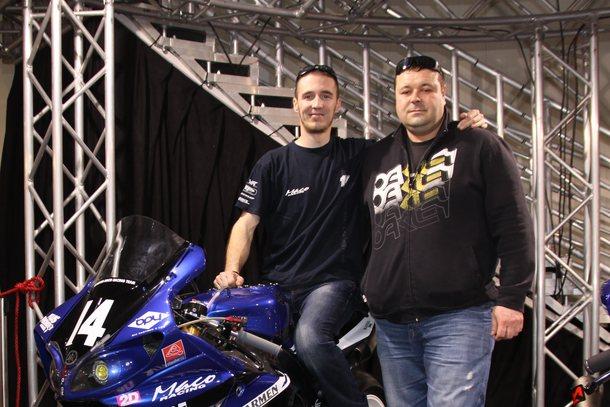 Video: Náš tím na výstave Motocykel 2014