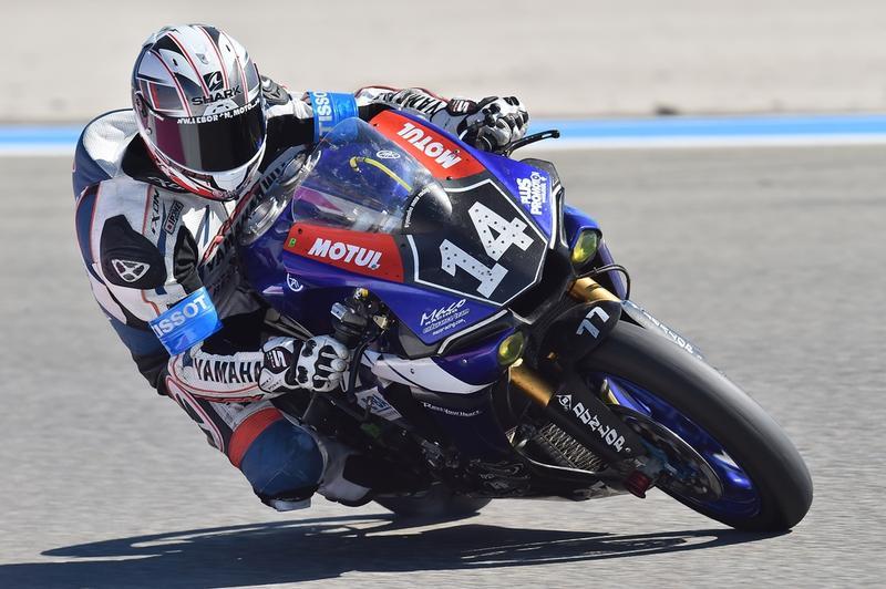 2% pre Yamaha Maco Racing Team